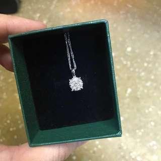 My jewelry鑽石吊墜連鏈
