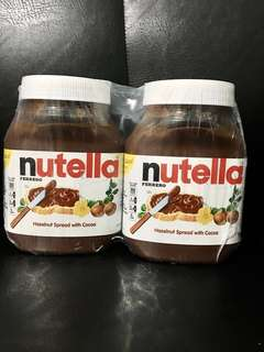 Sale😍❤️Big Nutella🇺🇸