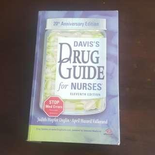 Davis's Drug Guide for Nurses 11th Edition