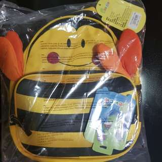 Bumble bee Backpack for babies/toddlers
