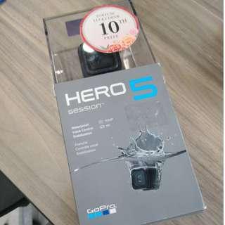 Go Pro Hero 5 Session