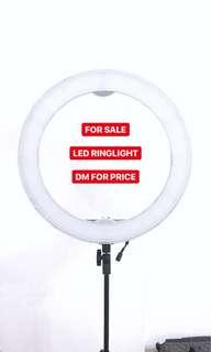 LED RINGLIGHT DIA 50 cm