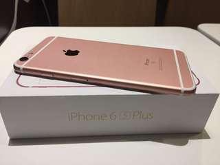 Iphone 6splus 16.32.64gb Factory unlock
