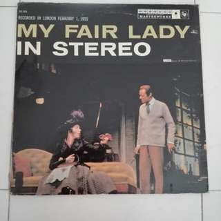 My Fair Lady Vinyl LP