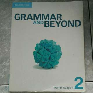 English: Grammar and Beyond (Randi Reppen)