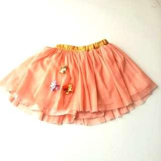 Girl Skirt -usia 3-5