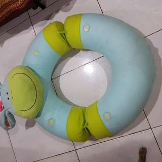 Baby inflated seat