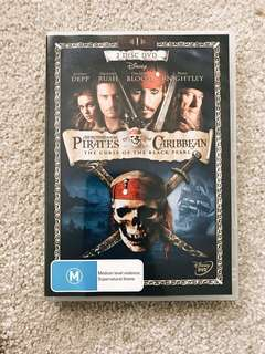 Pirates of the Caribbean (movie one)