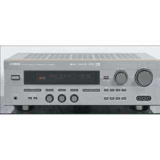 Yamaha RX-V496 Natural Sound Audio Video Receiver 5.1 Channel Surrounf Sound Home Entertainment system