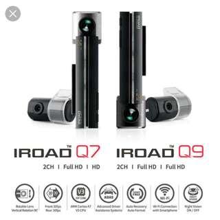 Iroad q7 and q9