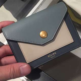 CELINE POCKET CARD HOLDER 代購