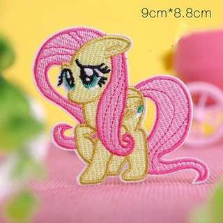 Little Pony Iron On Patch ( Art & Craft)