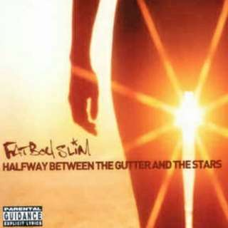 arthcd FATBOY SLIM  Halfway Between The Gutter And The Stars CD + VCD
