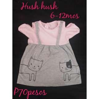Hush hush dress