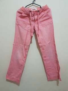 Pink Old Navy Pants