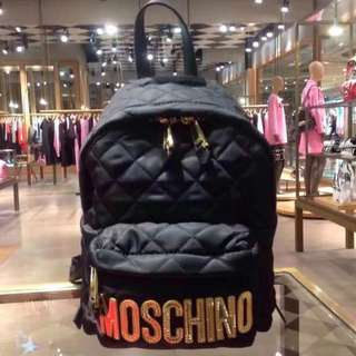 Moshino small backpack