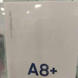Samsung Galaxy A8+,cicilan mudah tanpa kartu kredit proses 3 menit