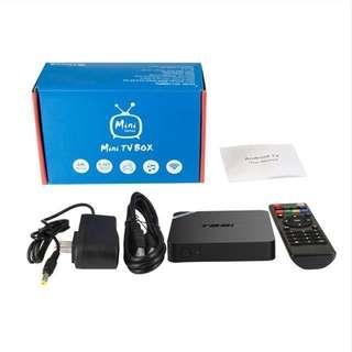 Mini Smart TV Box