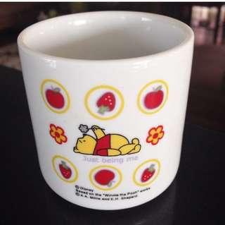POOH TEA CUP
