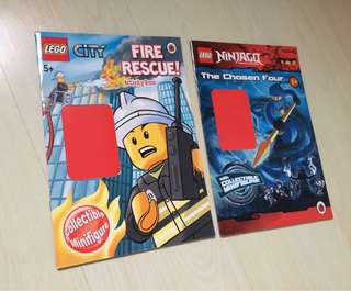 Lego Activity Book - book only