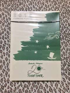 Starbucks 2018 Planner (Small Green)