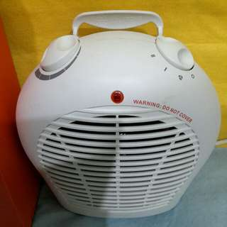 HEATER ( PORTABLE  LIGHT WEIGHT  AND CAN HEAT UP  A ROOM )