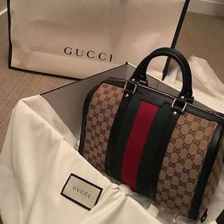 Gucci Boston Speedy