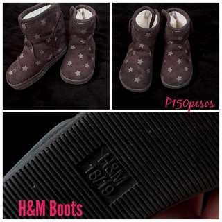 Repriced! H&M Boots