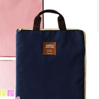 A4 portable canvas bag