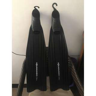 Aquamundo Lalum Freediving Fins