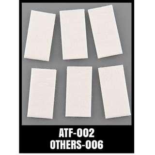 GP ANTI FOG INSERT(WHITE) ATF-002