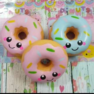 Squishy cute sweety donuts lincesed