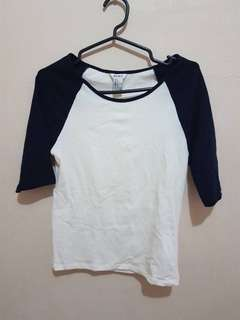 Forever21 3/4 Top