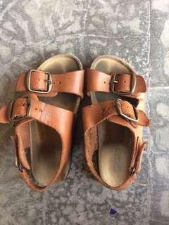 Sandal zara