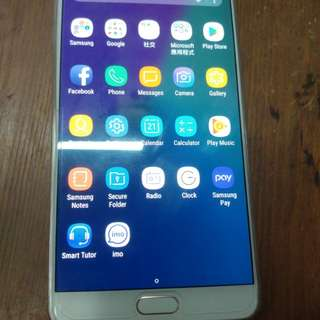 Samsung c9pro. 6GB. Ram.  64GB room. Very good condition. 98%  new.  100% working. Hong kong version original
