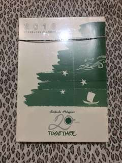 Starbucks 2018 Planner (Large Green)