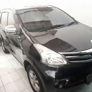Avansa G MT airbag 2013  black