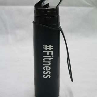Foldable Silicon Water Bottle