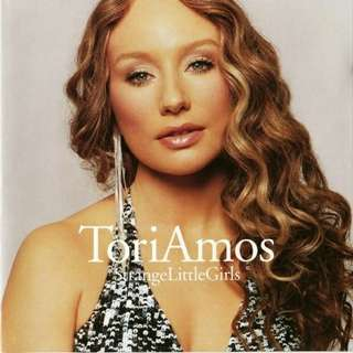 arthcd TORI AMOS Strange Little Girls CD (covers of songs by DEPECHE MODE, NIRVANA, THE STRANGLERS etc)