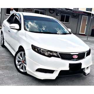 KIA FORTE RS 2.0 FULLSPEC STOCK SJM- SAMBUNG BAYAR / CONTINUE LOAN