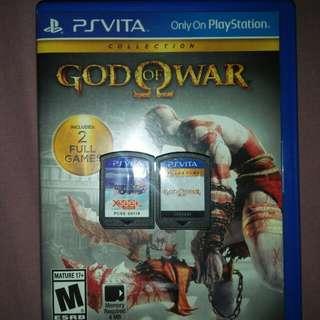 PSVITA God of War+ Ragnarok Odyssey