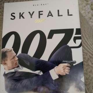Blu ray, Original, Skyfall