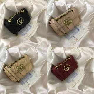 Gucci Chain Mini Bag
