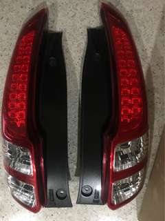 Myvi tail lamp cover