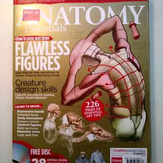 Imagine FX Anatomy Essentials