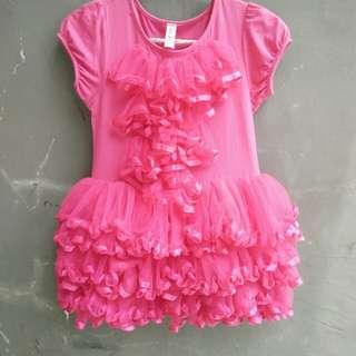 Dress princess #MakinTebel