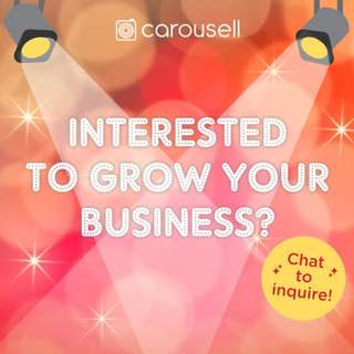 Interested to grow your business?