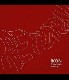 [WTB] IKON RETURN ALBUM
