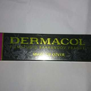 Dermacol foundation cover