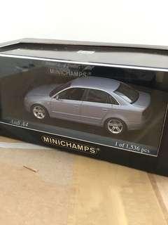 1/43 Audi A4.